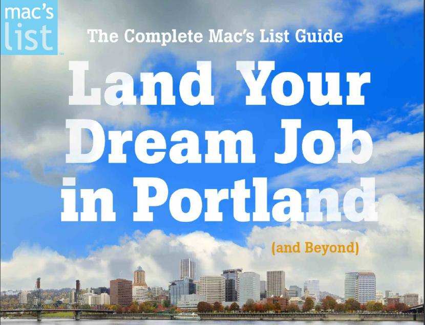 Macs List Dream Job Portland Psychotherapy