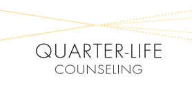 QuarterLife logo.Portland.therapist